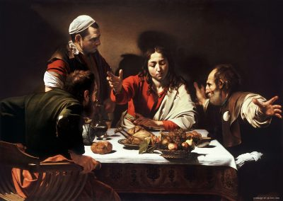 Road to Revelation: The Art of Caravaggio in Salley Vickers's The Other Side of You
