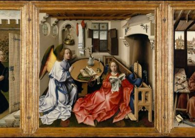 By the Garden Gate: A Journey With Robert Campin
